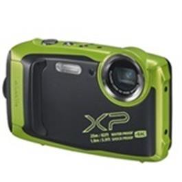 Fujifilm FinePix XP140 Digital Action Camera- Lime Thumbnail Image 1
