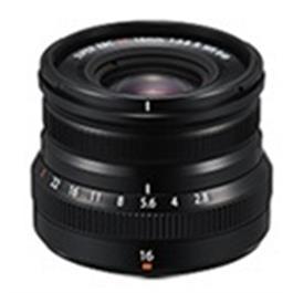 Fujifilm XF 16mm f2.8 R WR Super Wide Angle Prime Lens - Black Thumbnail Image 2