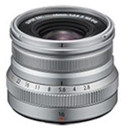Fujifilm XF 16mm f2.8 R WR Super Wide Angle Prime Lens - Silver Thumbnail Image 1