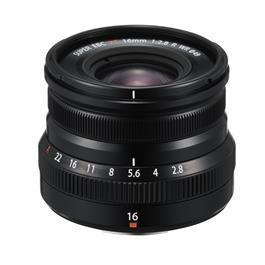 Fujifilm XF 16mm f2.8 R WR Super Wide Angle Prime Lens - Black thumbnail