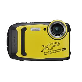 Fujifilm FinePix XP140 Digital Action Camera- Yellow thumbnail