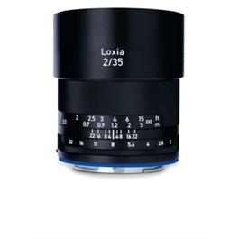 ZEISS Loxia 35mm f/2 Lens - Sony E-Mount thumbnail