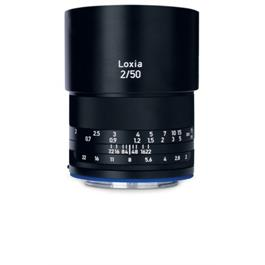 ZEISS Loxia 50mm f/2 Lens - Sony E-Mount thumbnail