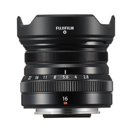 Fujifilm XF 16mm f2.8 R WR Super Wide Angle Prime Lens - Black Thumbnail Image 1