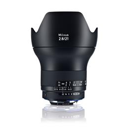 ZEISS Milvus 21mm f/2.8 ZF.2 Lens - Nikon F Mount thumbnail