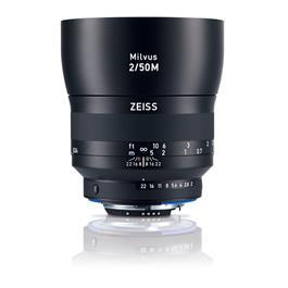 ZEISS Milvus 50mm f/2 ZF.2 Macro Lens - Nikon F Mount thumbnail