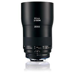 ZEISS Milvus 100mm f/2 ZE Macro Lens - Canon EF Mount thumbnail