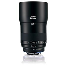 ZEISS Milvus 100mm f/2 ZF.2 Macro Lens - Nikon F Mount thumbnail