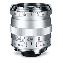 ZEISS Biogon T* 21mm F2.8 ZM M-Mount Lens Silver thumbnail