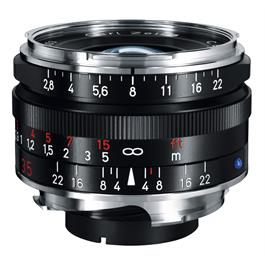ZEISS C Biogon 35mm F2.8 ZM M-Mount Lens Black thumbnail