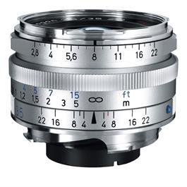 ZEISS C Biogon 35mm F2.8 ZM M-Mount Lens Silver thumbnail