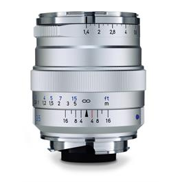 ZEISS Distagon T* 35mm f/1.4 ZM M-Mount Lens Silver thumbnail
