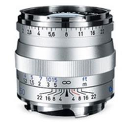 ZEISS Planar T* 50mm f/2 ZM M-Mount Lens Silver thumbnail