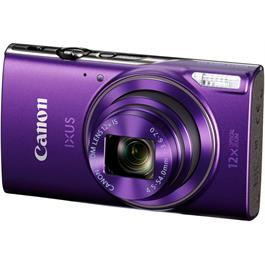 Canon IXUS 285 HS Compact Digital Camera - Purple thumbnail