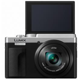 Panasonic Lumix TZ95 Compact Zoom Camera Silver Thumbnail Image 3