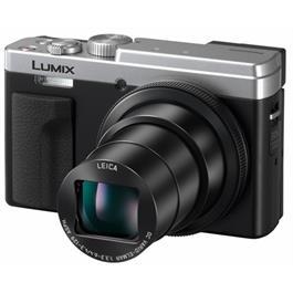Panasonic Lumix TZ95 Compact Zoom Camera Silver Thumbnail Image 4