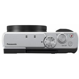 Panasonic Lumix TZ95 Compact Zoom Camera Silver Thumbnail Image 5