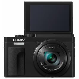 Panasonic Lumix TZ95 Compact Zoom Camera Black Thumbnail Image 2