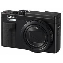 Panasonic Lumix TZ95 Compact Zoom Camera Black Thumbnail Image 3