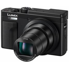 Panasonic Lumix TZ95 Compact Zoom Camera Black Thumbnail Image 4