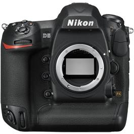 Nikon D5 Body Only - Dual XQD Version Thumbnail Image 1