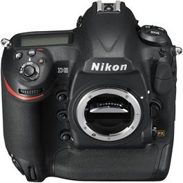 Nikon D5 Body Only - Dual XQD Version Thumbnail Image 3