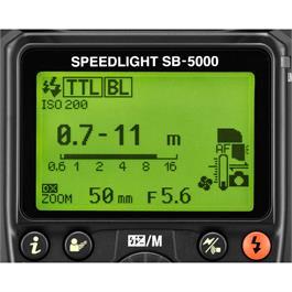 Nikon SB-5000 Speedlight RF Controlled Flash Thumbnail Image 4