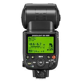 Nikon SB-5000 Speedlight RF Controlled Flash Thumbnail Image 3