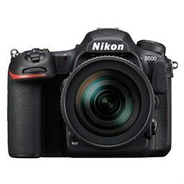 Nikon D500 DSLR Camera with16-80mm f/2.8-4E ED VR lens kit Thumbnail Image 1