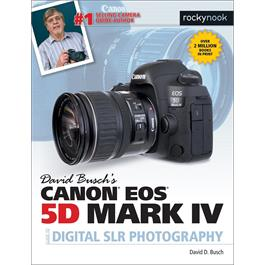 CBL David Busch's Guide to Canon 5d Mark IV thumbnail