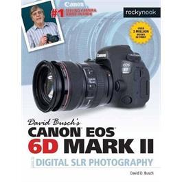CBL David Busch's Canon EOS 6D Mark II Guide thumbnail