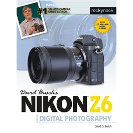 CBL David Busch's Nikon Z6 Guide thumbnail