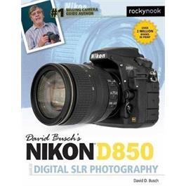 CBL David Busch's Nikon D850 Guide thumbnail