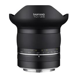 Samyang XP 10mm f/3.5 Lens - Canon EF Mount thumbnail