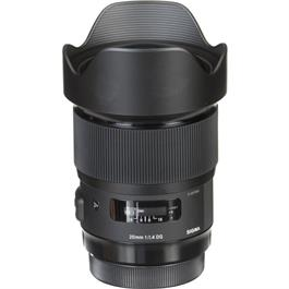 Sigma 20mm f/1.4 DG HSM Art Lens - L Mount thumbnail