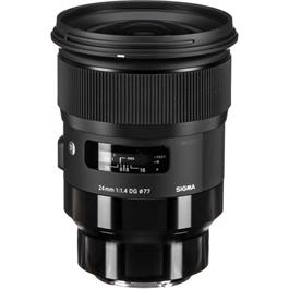 Sigma 24mm f/1.4 DG HSM Art Lens - L Mount thumbnail