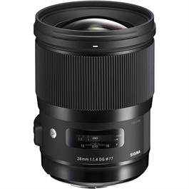 Sigma 28mm f/1.4 DG HSM Art Lens - L Mount thumbnail