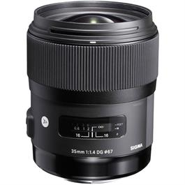 Sigma 35mm f/1.4 DG HSM Art Lens - L Mount thumbnail