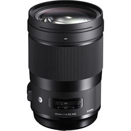 Sigma 40mm f/1.4 DG HSM Art Lens - L Mount thumbnail