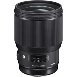 Sigma 85mm f/1.4 DG HSM Art Lens - L Mount thumbnail