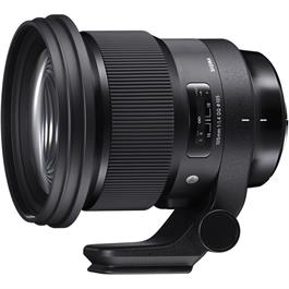 Sigma 105mm f/1.4 DG HSM Art Lens - L Mount thumbnail