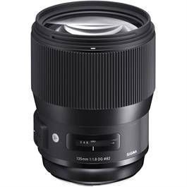 Sigma 135mm f/1.8 DG HSM Art Lens - L Mount thumbnail