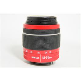 Used Pentax 18-55mm F3.5-5.6 DAL WR Lens thumbnail