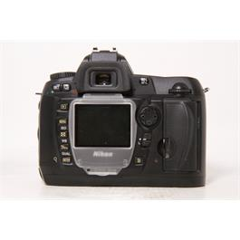 Used Nikon D70s with 18-70mm f3.5-4.5G Thumbnail Image 1