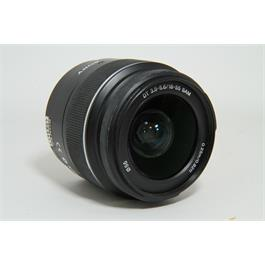 Used Sony 18-55mm F3.5-5.6 SAM Lens Thumbnail Image 1