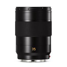 Leica APO-SUMMICRON-SL 35 f/2 ASPH Lens Black Anodised