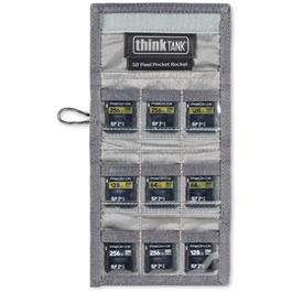 Think Tank SD Pixel Pocket Rocket Black Memory Card Case