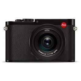 Leica Q (Typ 116) Digital camera Black Anodized - Open Box thumbnail