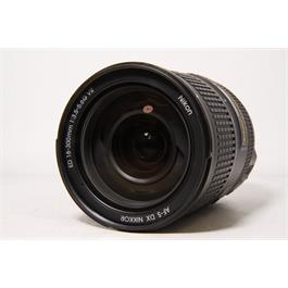 Used Nikon DX 18-300mm f3.5-5.6G ED VR Thumbnail Image 1