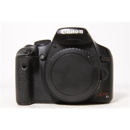 Used Canon EOS Kiss X3 (500D) thumbnail